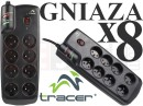 Tracer Surge Protector 3 m (8 gniazd)