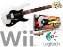 Logitech Wireless Guitar Controller for WII