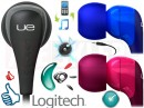 Logitech Ultimate Ears™ 200vm Noise-Isolating Headset