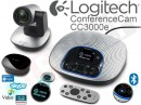 Logitech ConferenceCam CC3000e Full HD 1080p SKYPE, NFC, Bluetooth
