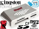 Kingston USB 3.0 High-Speed Media Reader FCR-HS4 Czytnika Kart