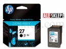 HP 27 Black C8727AE No 27