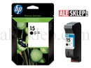 HP 15 Black C6615DE No 15