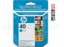 Hp 40 Cyan 51640CE No 40