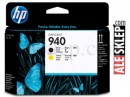 HP 940 Black/Yellow C4900A No 940