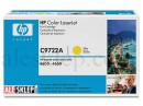 C9722A Yellow HP Toner No 22