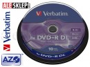 Verbatim DVD+R Dual Layer 8,5 GB 8X