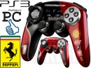 Thrustmaster Ferrari Wireless 430 Scuderia lub F1 Wireless Gamepad Ferrari F60 Limited edition PC/PS3