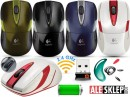 Logitech Wireless Mouse M525 - 4 kolory do wyboru
